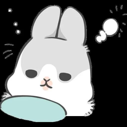 ㄇㄚˊ幾兔16 Tired, 自己 - Sticker 6