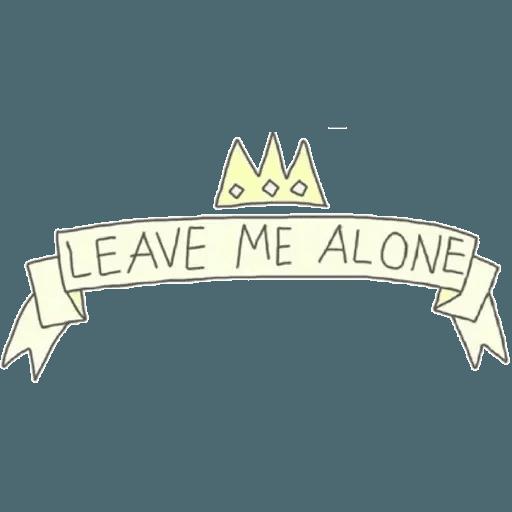 Tumblr wordings - Sticker 5