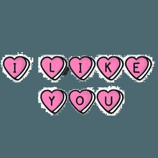 Tumblr wordings - Sticker 2