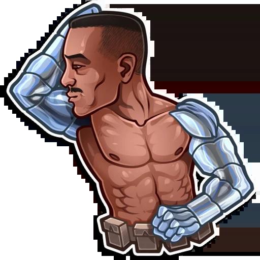Mortal Kombat - Sticker 10