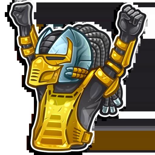 Mortal Kombat - Sticker 6