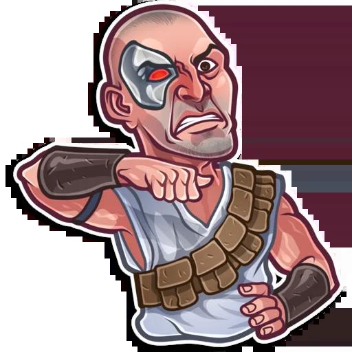 Mortal Kombat - Sticker 8