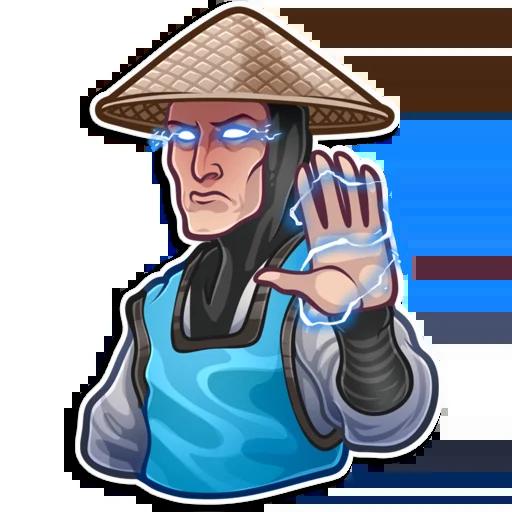 Mortal Kombat - Sticker 22