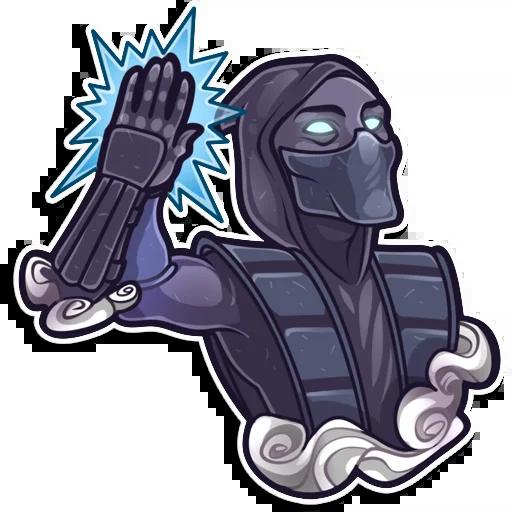 Mortal Kombat - Sticker 5