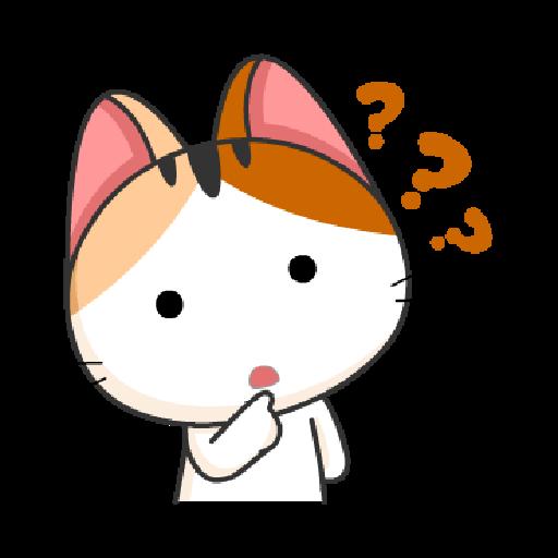 猫咪可及1 - Sticker 10