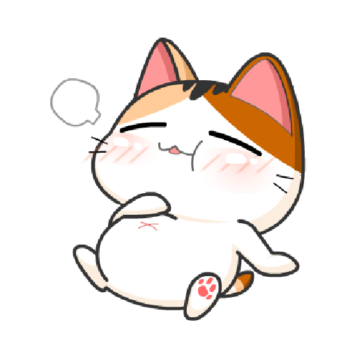 猫咪可及1 - Sticker 24