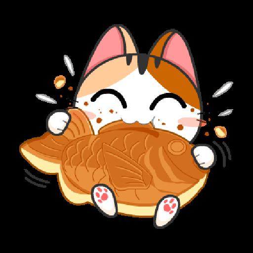 猫咪可及1 - Sticker 7
