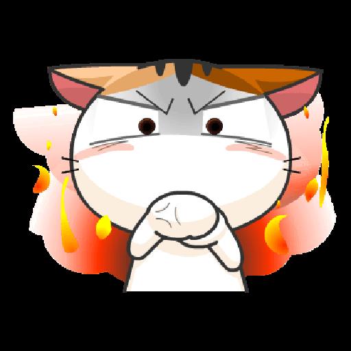 猫咪可及1 - Sticker 27