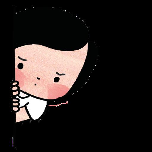 細路仔唔識世界 - Sticker 8