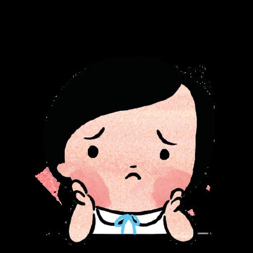 細路仔唔識世界 - Sticker 24