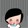 細路仔唔識世界 - Tray Sticker