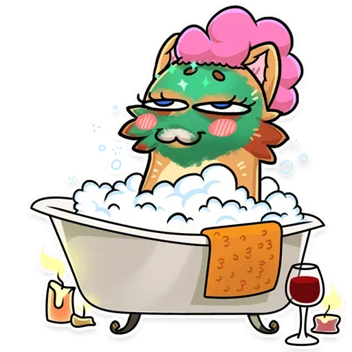 Mr. Raccoon - Sticker 29