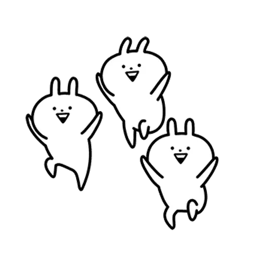 兔兔 - Sticker 27