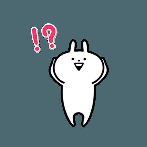 兔兔 - Sticker 16
