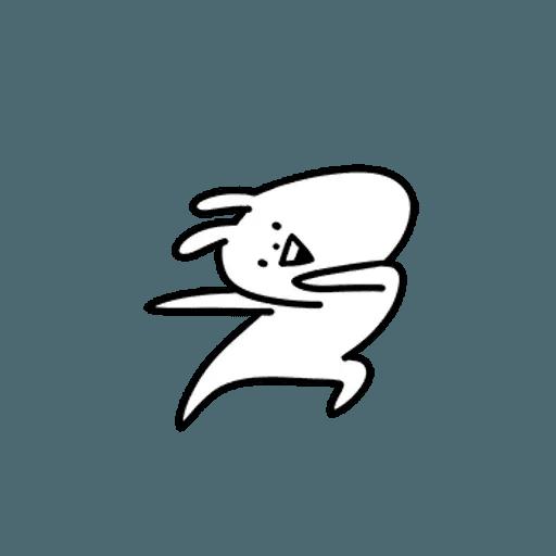 兔兔 - Sticker 3