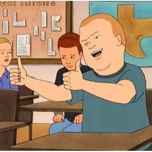 Bobby Hill 3 - Sticker 18