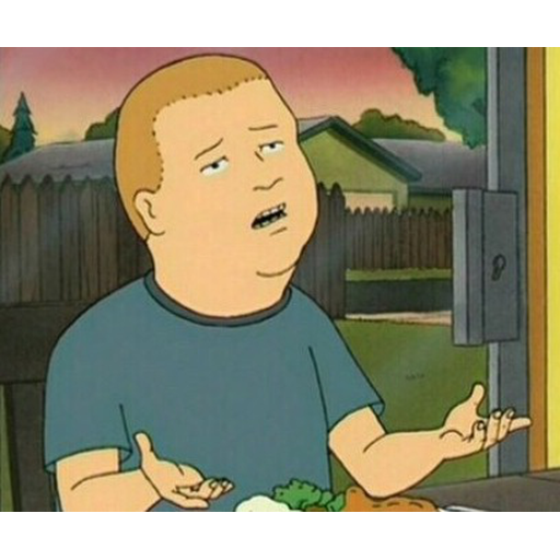 Bobby Hill 3 - Sticker 12