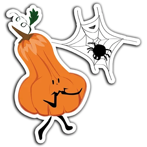 Pumpkins - Sticker 3