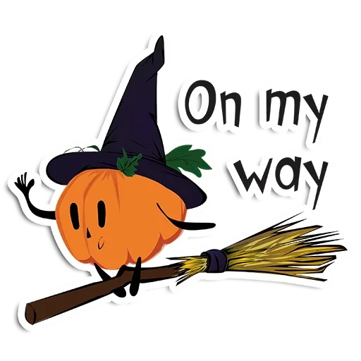 Pumpkins - Sticker 2