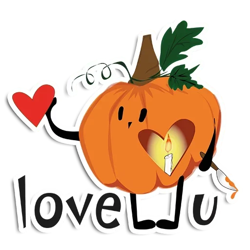 Pumpkins - Sticker 9