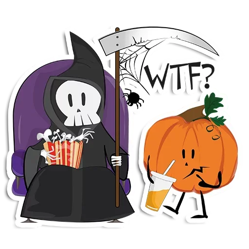 Pumpkins - Sticker 6
