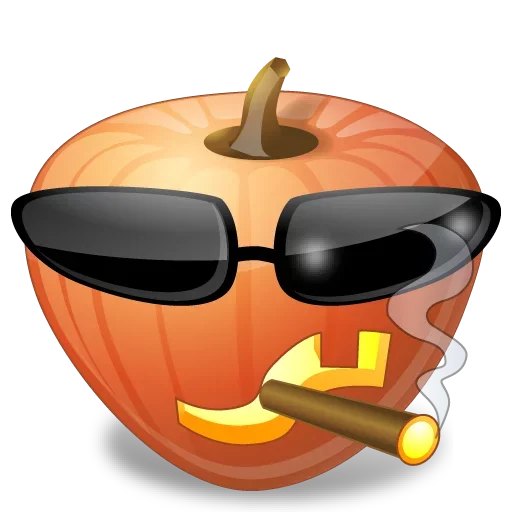 Pumpkins - Sticker 15