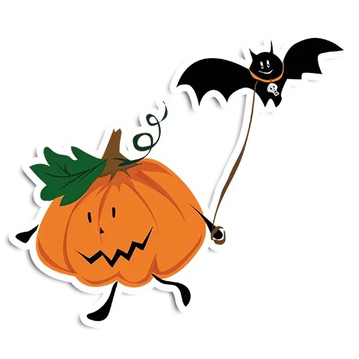 Pumpkins - Sticker 4