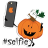 Pumpkins - Tray Sticker