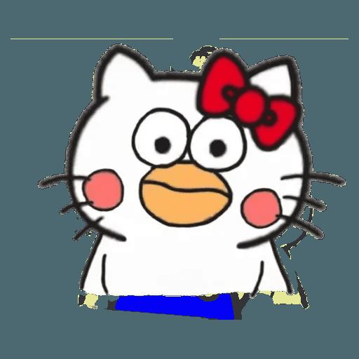 Docomo chicken2 - Sticker 17