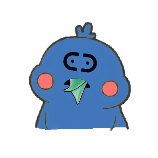 Docomo chicken2 - Sticker 16
