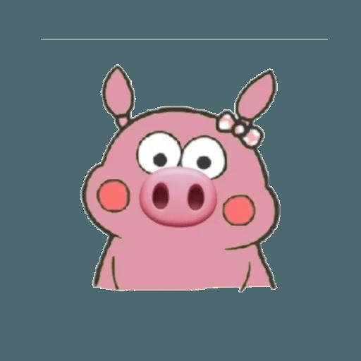 Docomo chicken2 - Sticker 12