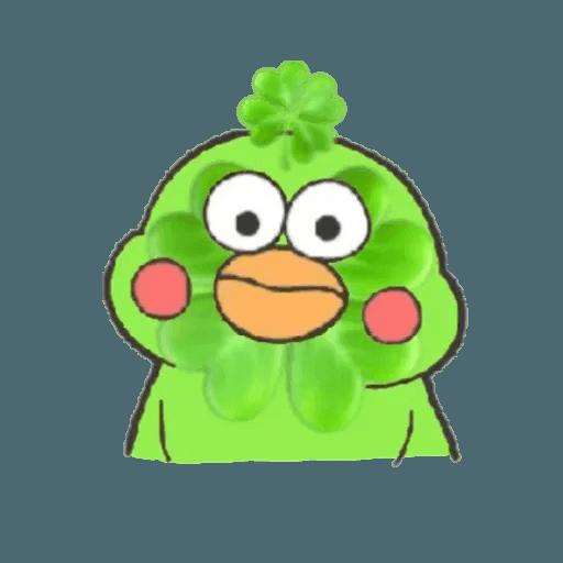 Docomo chicken2 - Sticker 3