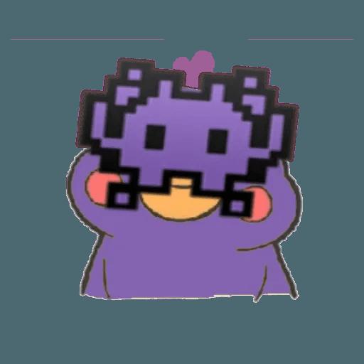 Docomo chicken2 - Sticker 5