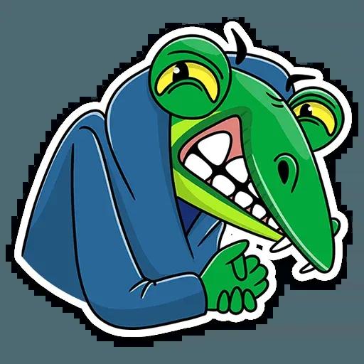 Greecko - Sticker 23