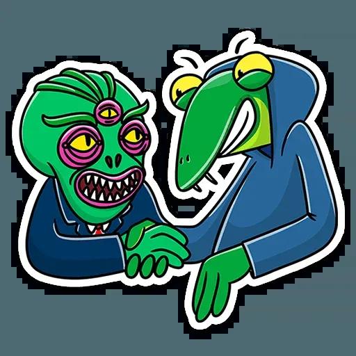 Greecko - Sticker 21