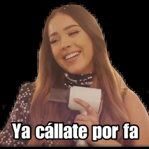 Mala Fama • Danna Paola - Sticker 24