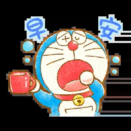 多啦A夢 - Sticker 1