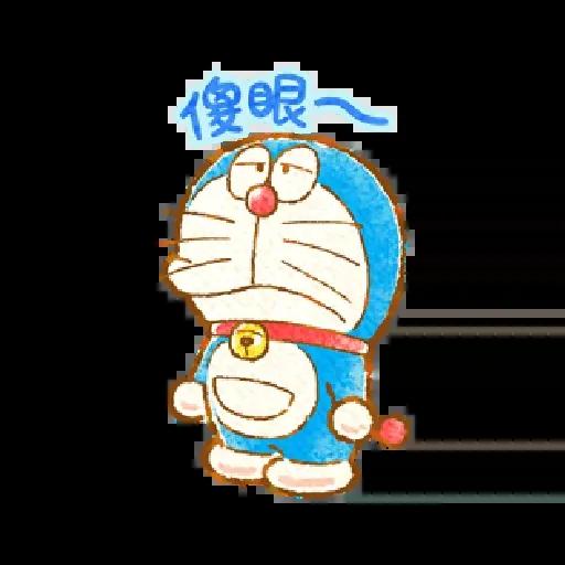 多啦A夢 - Sticker 24