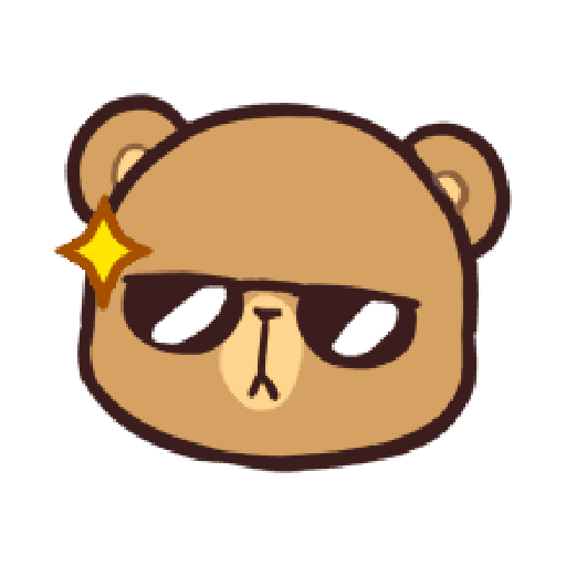Milkchoco Brown - Sticker 1