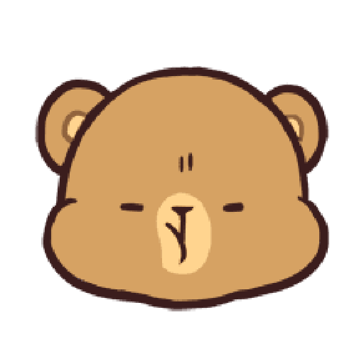 Milkchoco Brown - Sticker 16