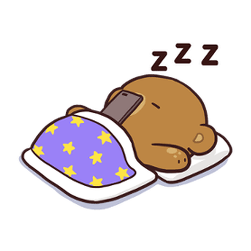 Milkchoco Brown - Sticker 17