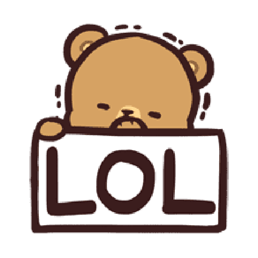 Milkchoco Brown - Sticker 11