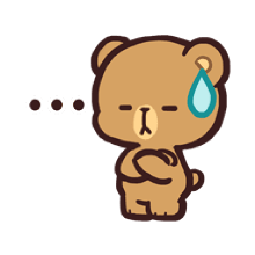 Milkchoco Brown - Sticker 2