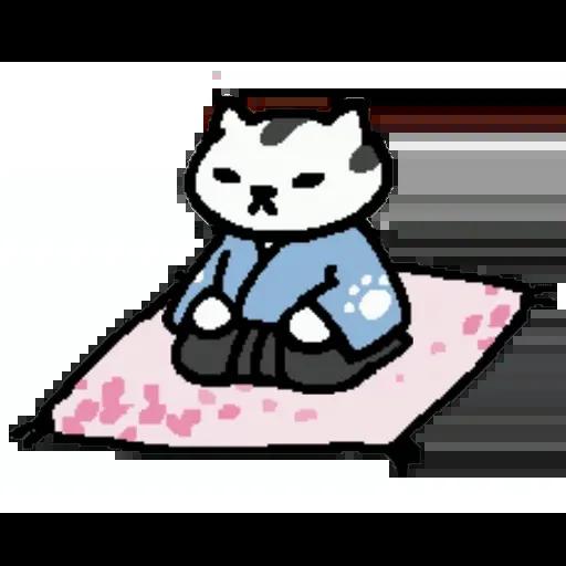 NEKO ATSUME - Sticker 2