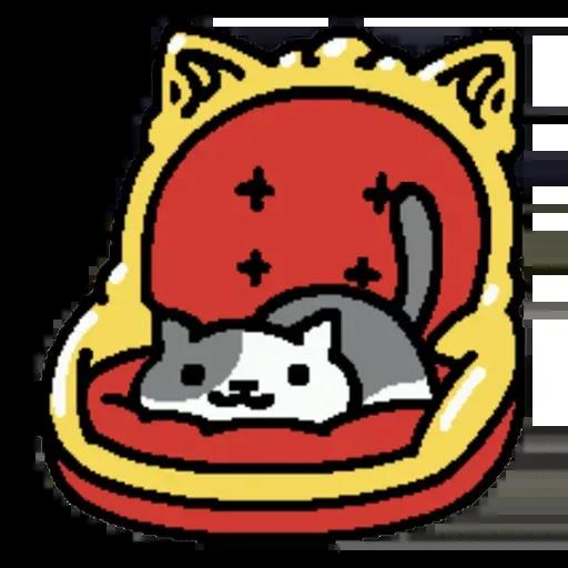 NEKO ATSUME - Sticker 28