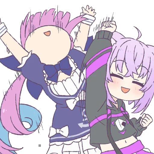 湊あくあ - Sticker 3
