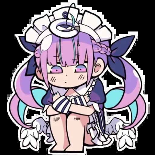 湊あくあ - Sticker 9