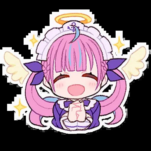 湊あくあ - Sticker 8