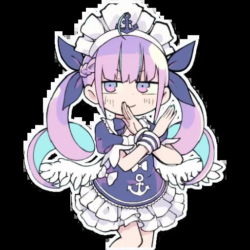 湊あくあ - Sticker 12