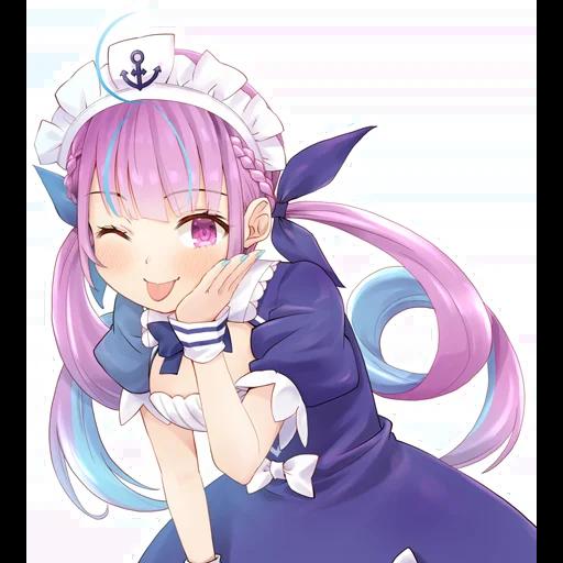 湊あくあ - Sticker 16